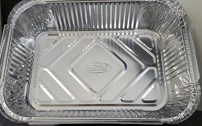 ظروف یکبار مصرف آلومینیومی مانیسا