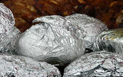 فویل ظروف یکبار مصرف آلومینیومی