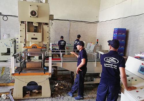 تولیدکننده ظرف آلومینیومی در ایران