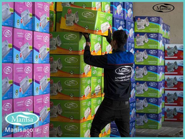 کارگاه تولید ظرف یکبار مصرف