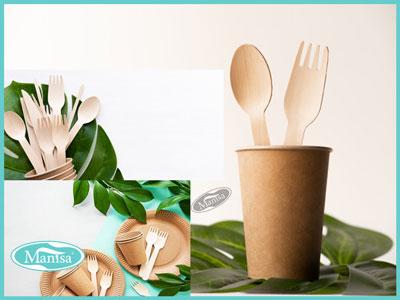 ظروف گیاهی بامبو