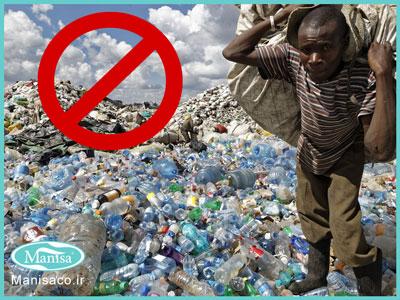 ممنوعیت استفاده از ظروف یکبار مصرف در کشورها