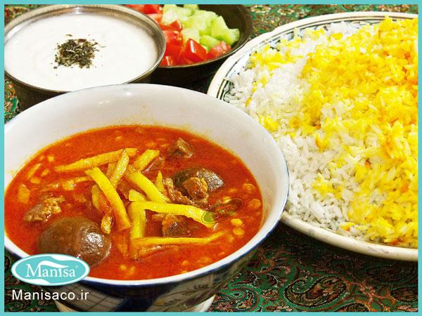 خورشت ها، شناخته شده ترین غذاهای ایرانی